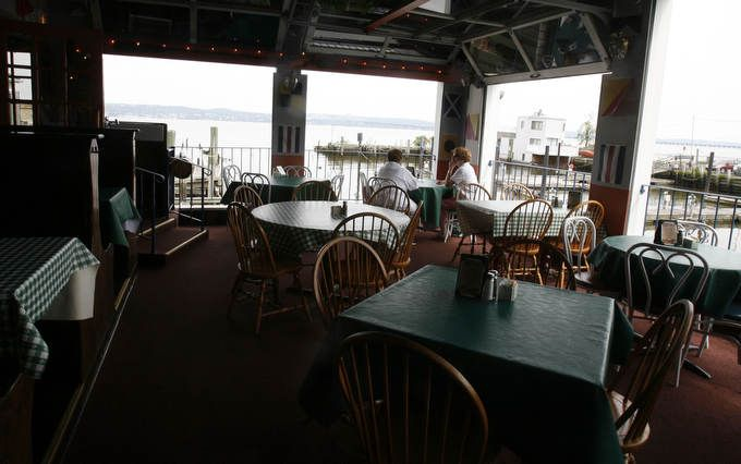 The River Club Restaurant Nyack Ny The Very First