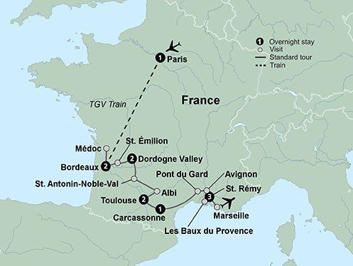 9 Day Journey Through Southern France In 2020 France France