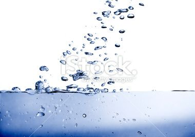 Gaseous water Royalty Free Stock Photo