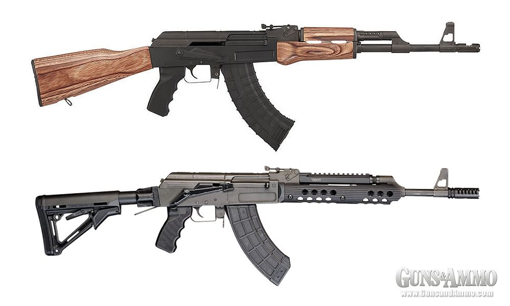 tweAK the '47: Modifying the Century Arms C39 Classic - Guns & Ammo #gunsammo