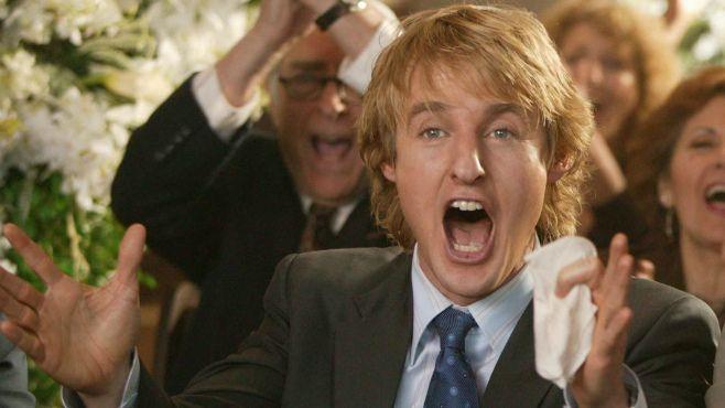 Owen Wilson Wedding Crashers Celebrity Weddings Wedding Crashers Celebrities