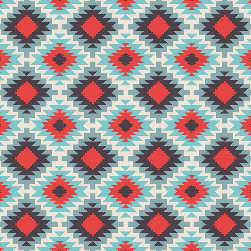 This Is Another Very Pretty Tribal Print Wallpaper Free To Use