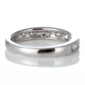 ダイヤモンド指輪 エタニティリング スイート エタニティ ダイヤモンド プラチナ ピンクゴールド エタニティ リング 1カラット 結婚 10周年記念 セール