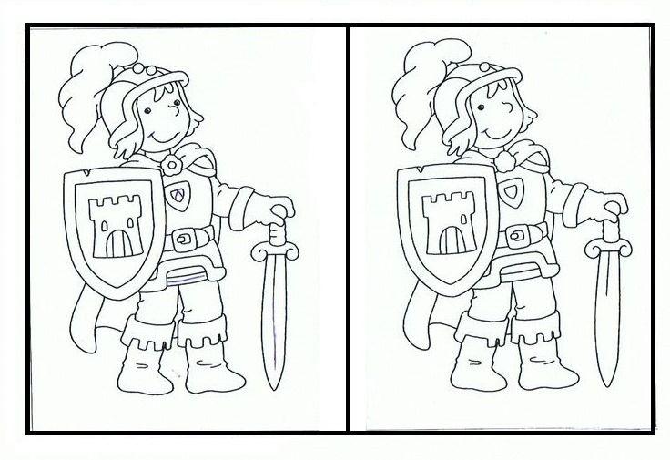 ritterbild von václava hrůnková auf rytíři  rätsel für