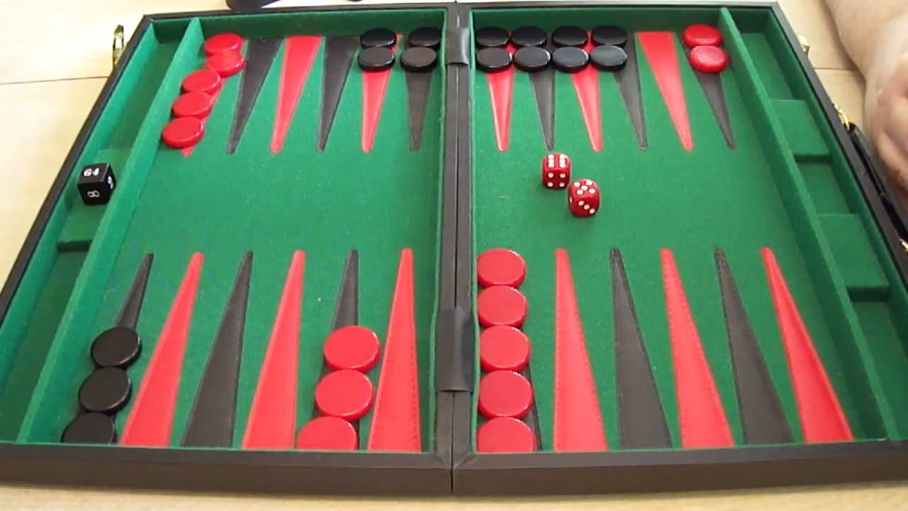 Backgammon for complete beginners. Part 6 Blocking and