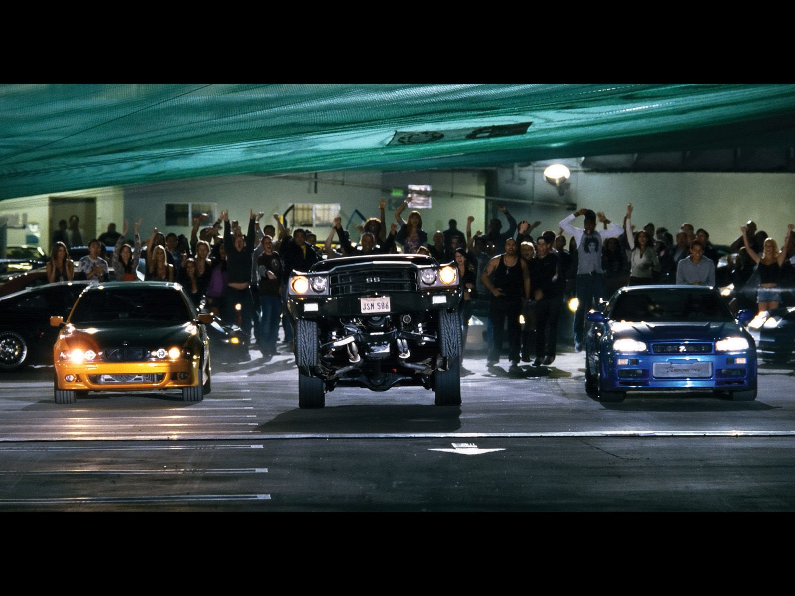 Fast And Furious Car Fast And Furious Movie Cars Chevelle Front End Lift 1600x1200 Fast And Furious Cars Movie Furious Movie