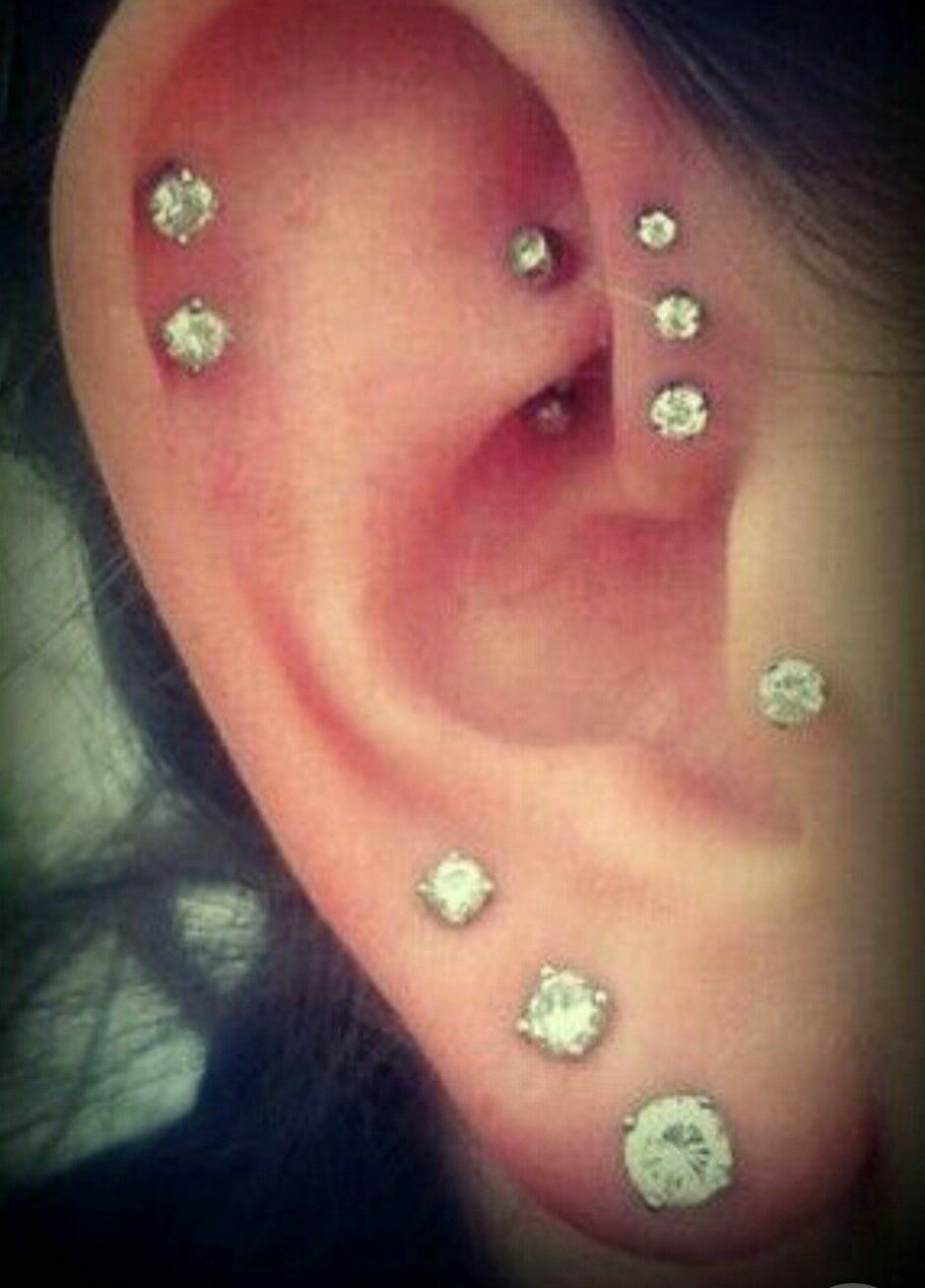 Body piercing jewelry types  Pin by Michell Ctt on jóias e acessórios  Pinterest
