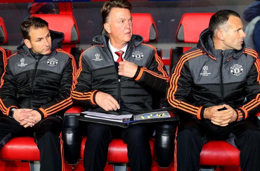 Louis van Gaal reacts to defeat & gives De Gea injury ...