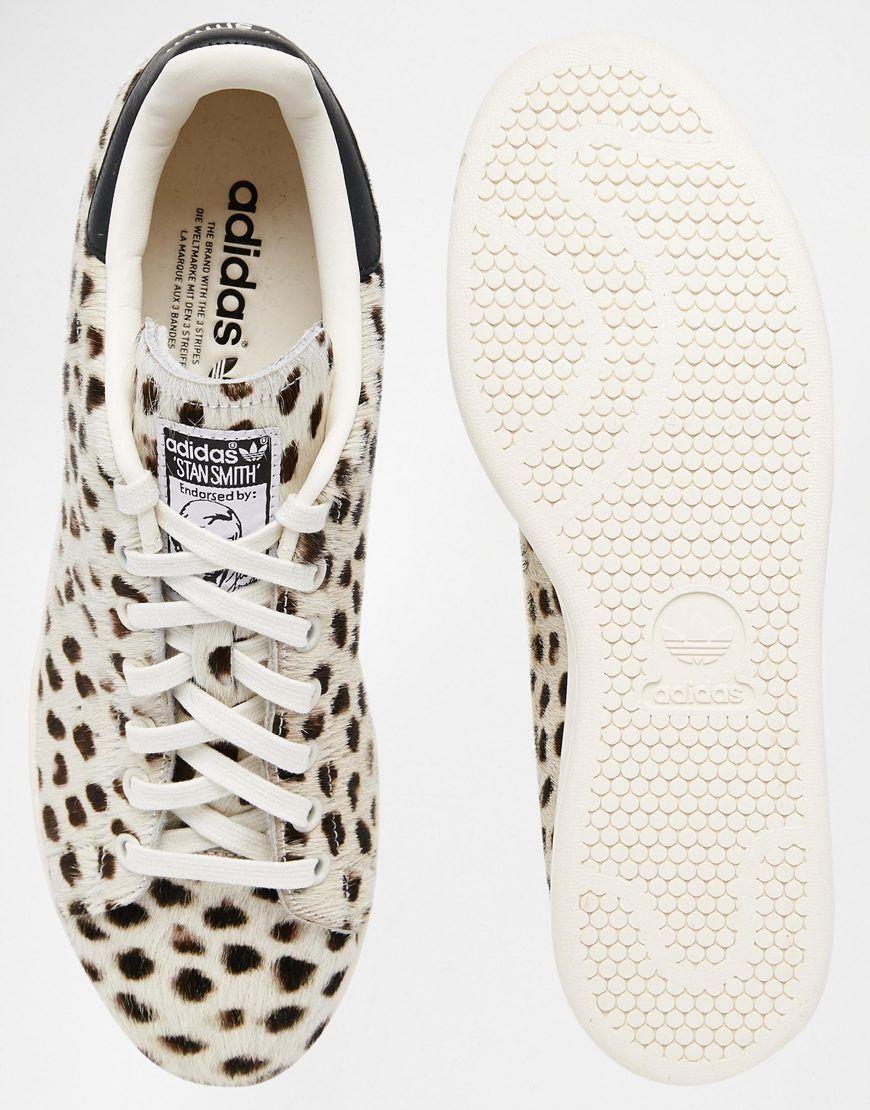 adidas Originals Cheetah Print Pony