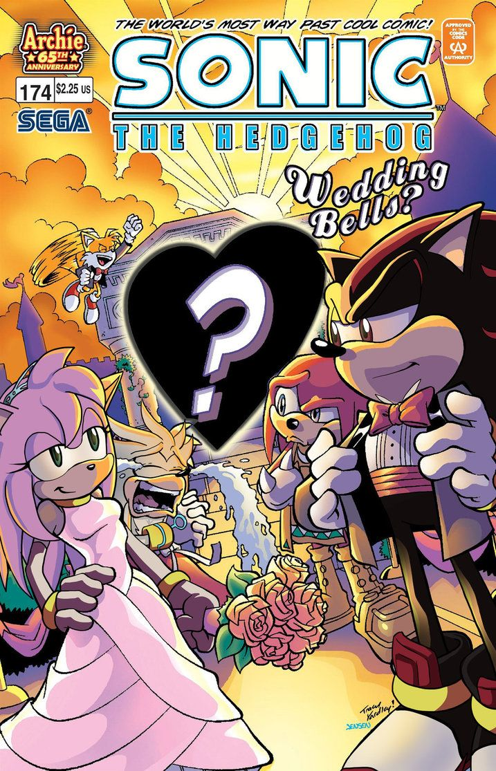 !Wedding Shadow and Amy! by CrazySonyaTheChaos on ...Amy And Sonic Wedding