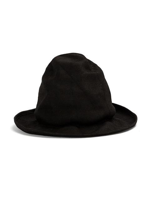HORISAKI HORISAKI DESIGN   HANDEL - WRINKLED FEDORA HAT .  horisaki  hat d96926476201