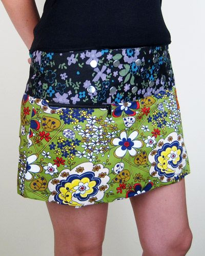 b867f14a9 Zand Amsterdam reversible skirt | Fun Skirts and styles in 2019 ...