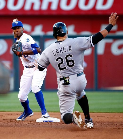 Chicago White Sox vs. Kansas City Royals - Photos - August 08, 2015 - ESPN