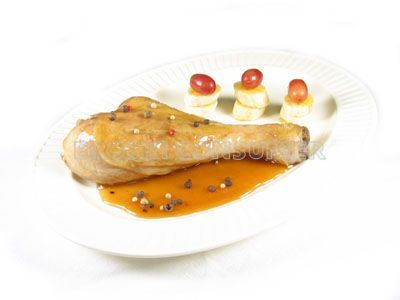 Cocinar Muslos De Pavo | Receta De Muslos De Pavo Asados A La Pimienta Receptes I