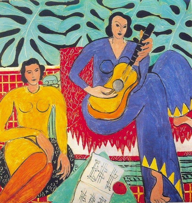 Pinturas De Matisse Henri Fauvismo Frances Arte De Matisse