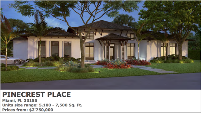 Pleasing Paradise Luxury Properties Pinecrest Place New Homes For Home Interior And Landscaping Elinuenasavecom