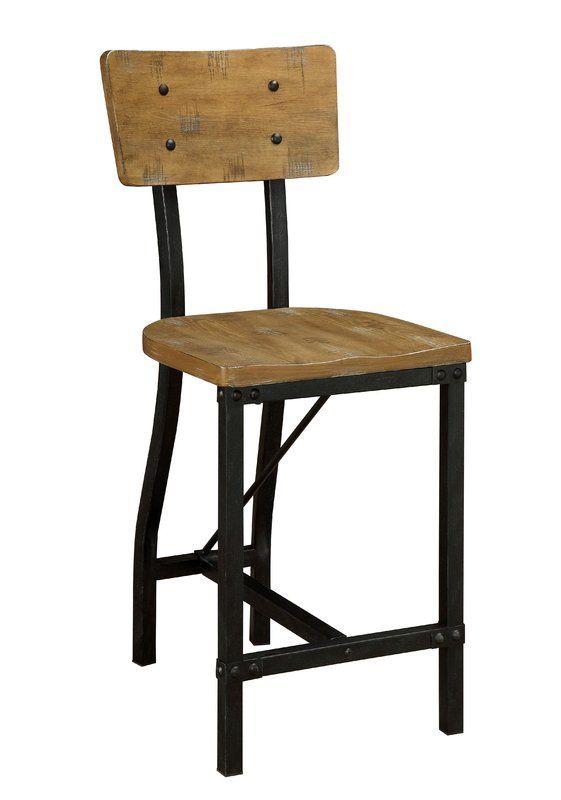 Astounding 17 Stories Fortunata 26 Bar Stool Kitchen Ideas Counter Inzonedesignstudio Interior Chair Design Inzonedesignstudiocom