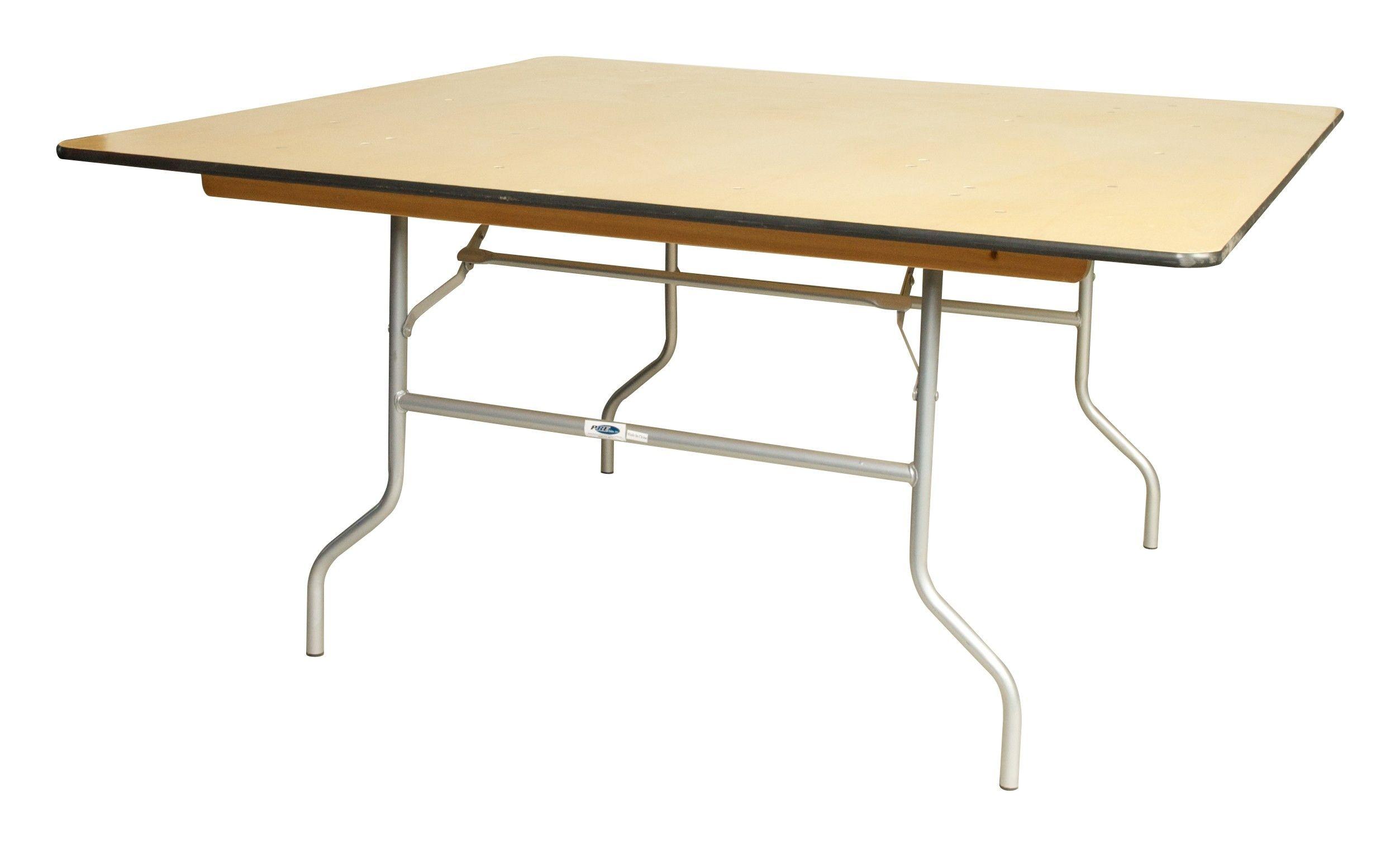 Charming 48 X 48 Square Folding Table