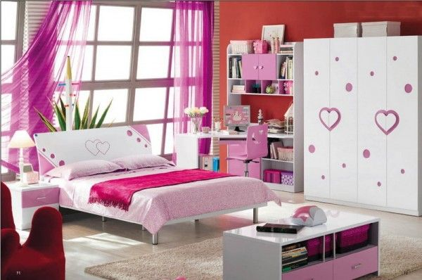 Girly Bedroom Makeover | Home Decor