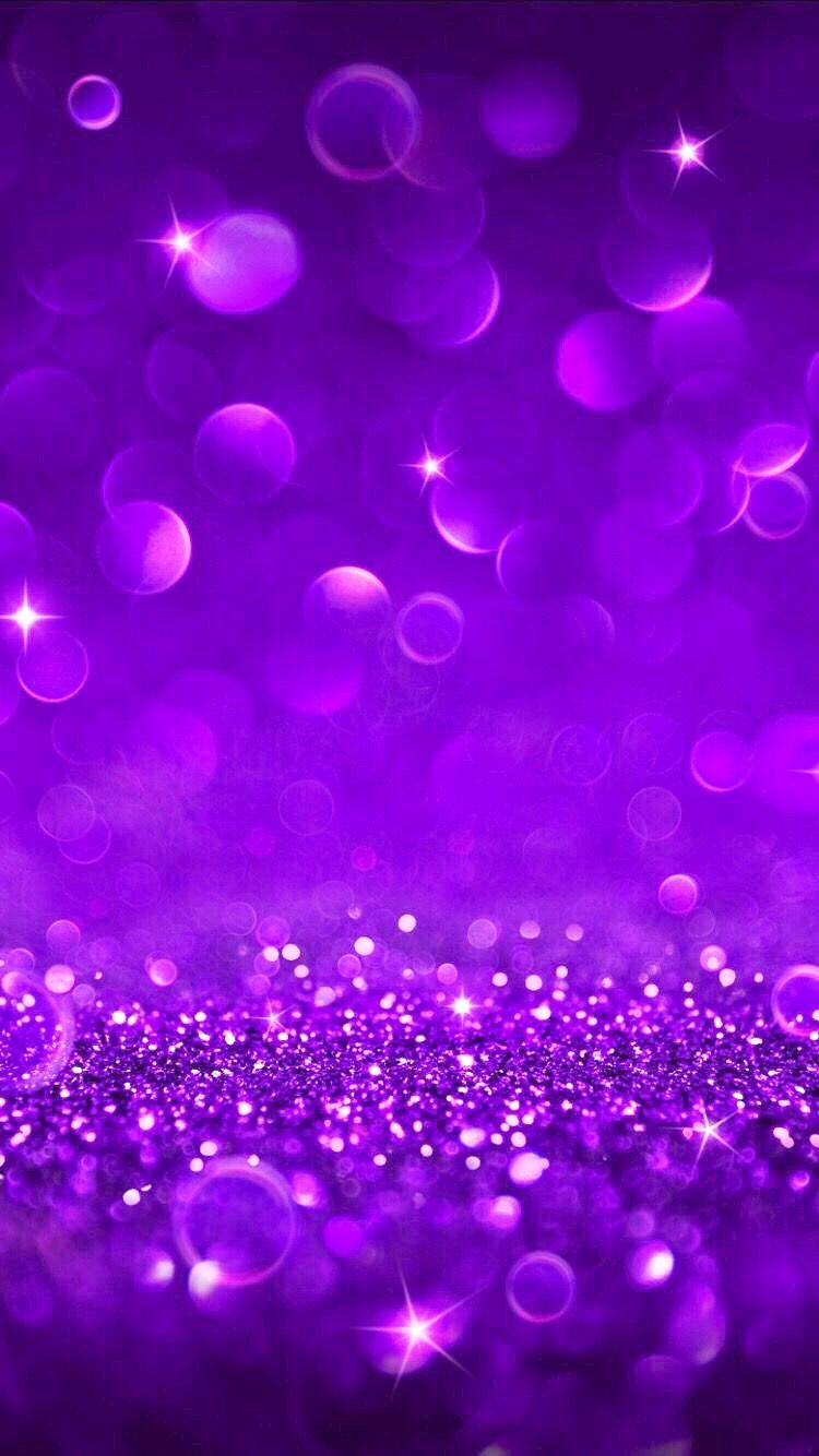 Pin By Kea Zandberg On Purple Purple Galaxy Wallpaper Glitter Phone Wallpaper Purple Wallpaper