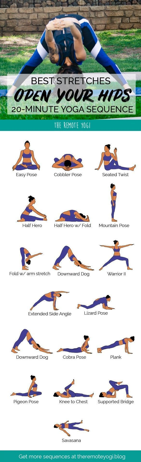 "Open your hips - Free Yoga PDF> 25+ - Yoga & Fitness -  25+ – Yoga & Fitness""> Open your hips – Free..."