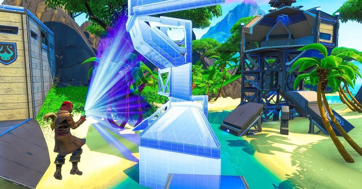 Fortnite Creative Mode Adds New Islands Multiselect Feature