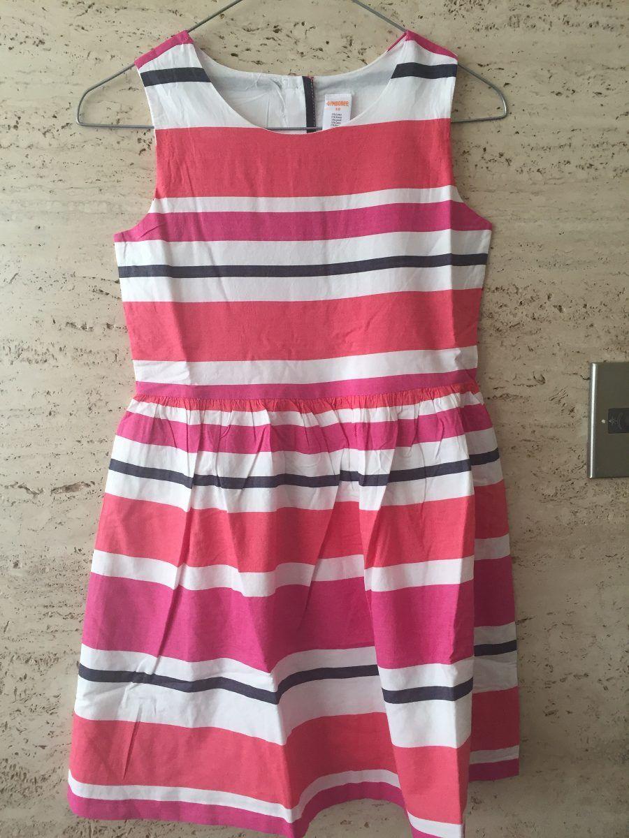 Hermoso Vestido Para Niñas Marca Gymboree Original Importado - Bs ...
