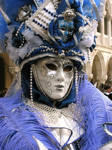 venice carnival by meekee, via Flickr