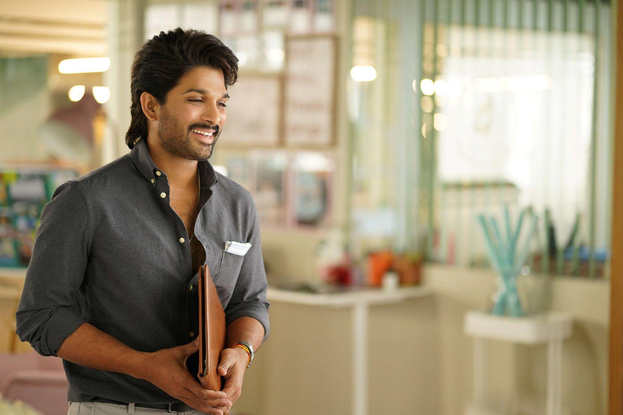 Stylish Star Allu Arjun Stills from Ala Vaikuntapuramulo ...