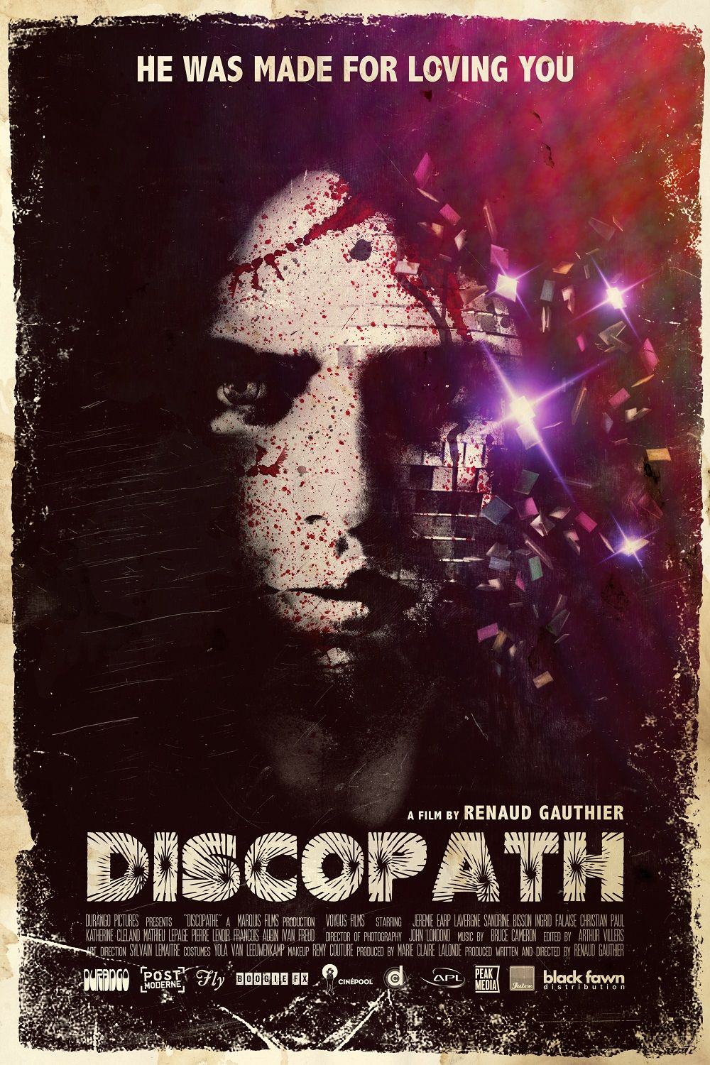 Discopath (2013) horror disco movies (With images