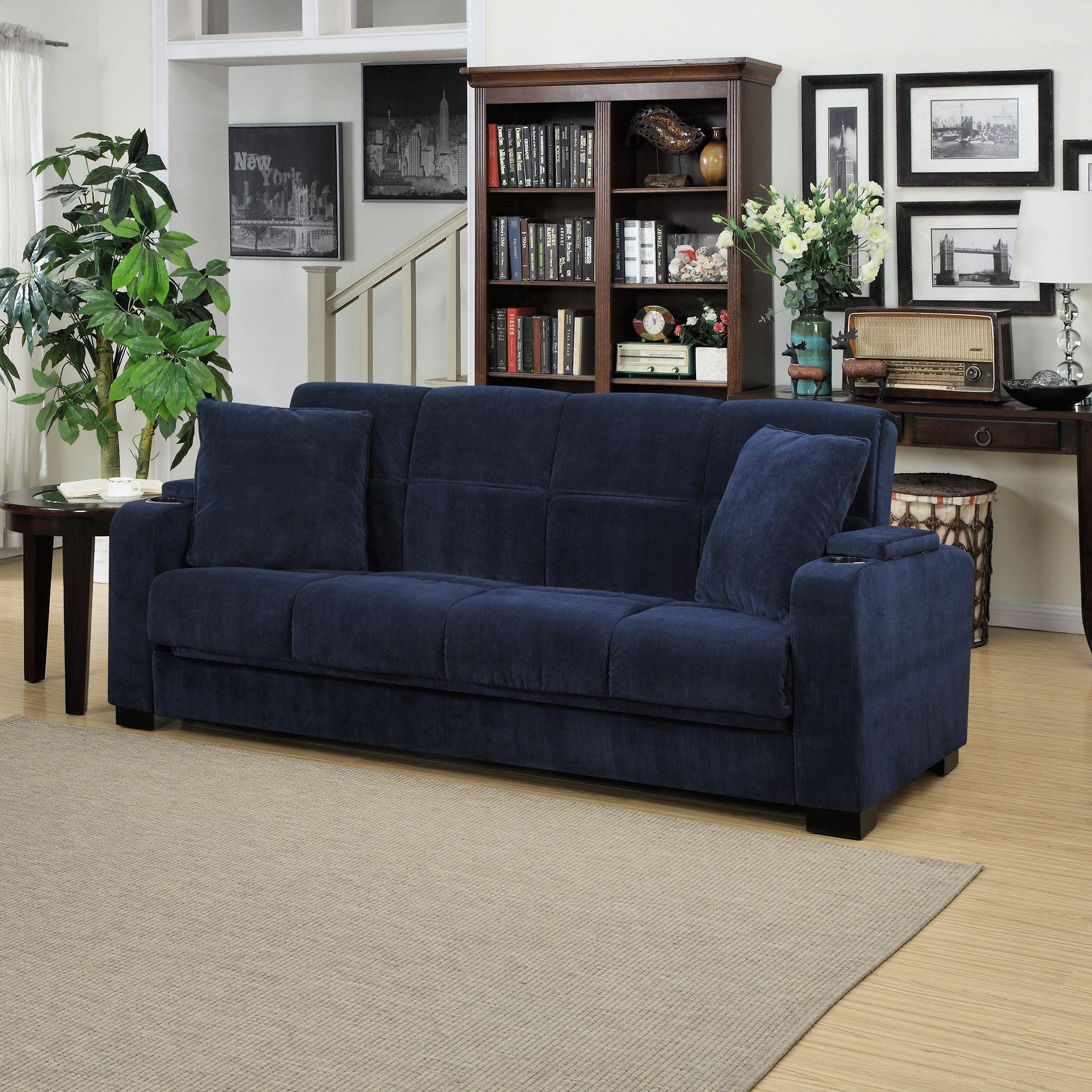 Blue Velvet In A Sleeper Sofa Yes Please Consider Adding The