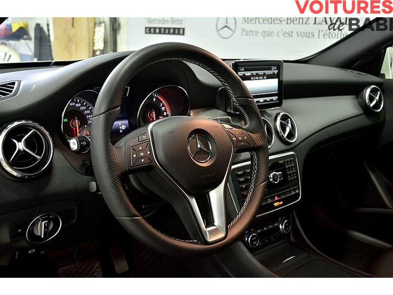 voiture occasion mercedes benz gla250 4matic 2015 voiture. Black Bedroom Furniture Sets. Home Design Ideas