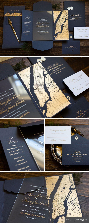 City Map Acrylic Wedding Invitation Acrylic Wedding Invitations Clear Acrylic Wedding Invitations Acrylic Invitations