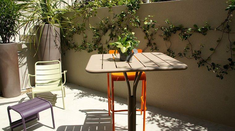 Arredare terrazzo appartamento set minimal terrazze e balconi