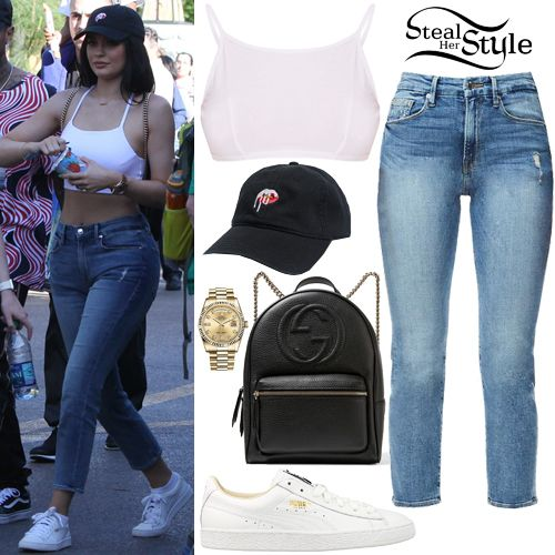 Steal Her Style Celebrity Fashion Identified Page 3 Outfits Pinterest Celebrity Kylie