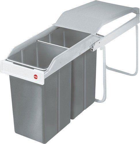 Hailo 3659-001 Multi Box - Cubos de la basura para reciclaje (2 x 15 litros), color blanco Hailo http://www.amazon.es/dp/B0002HOYIK/ref=cm_sw_r_pi_dp_5GXJvb1TSM28M
