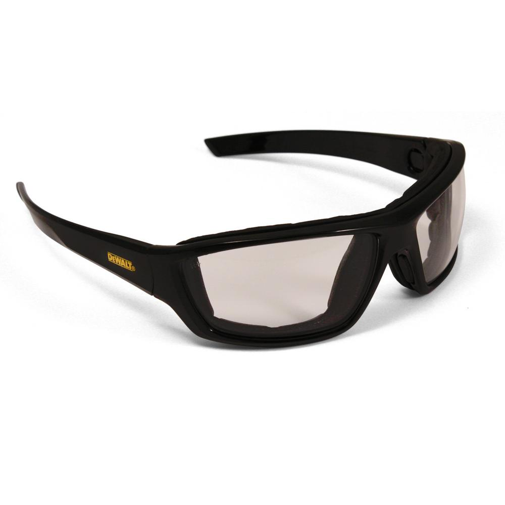 DEWALT Converter Indoor Outdoor Anti-Fog Lens Safety Glass Goggle ... db8f726f4f
