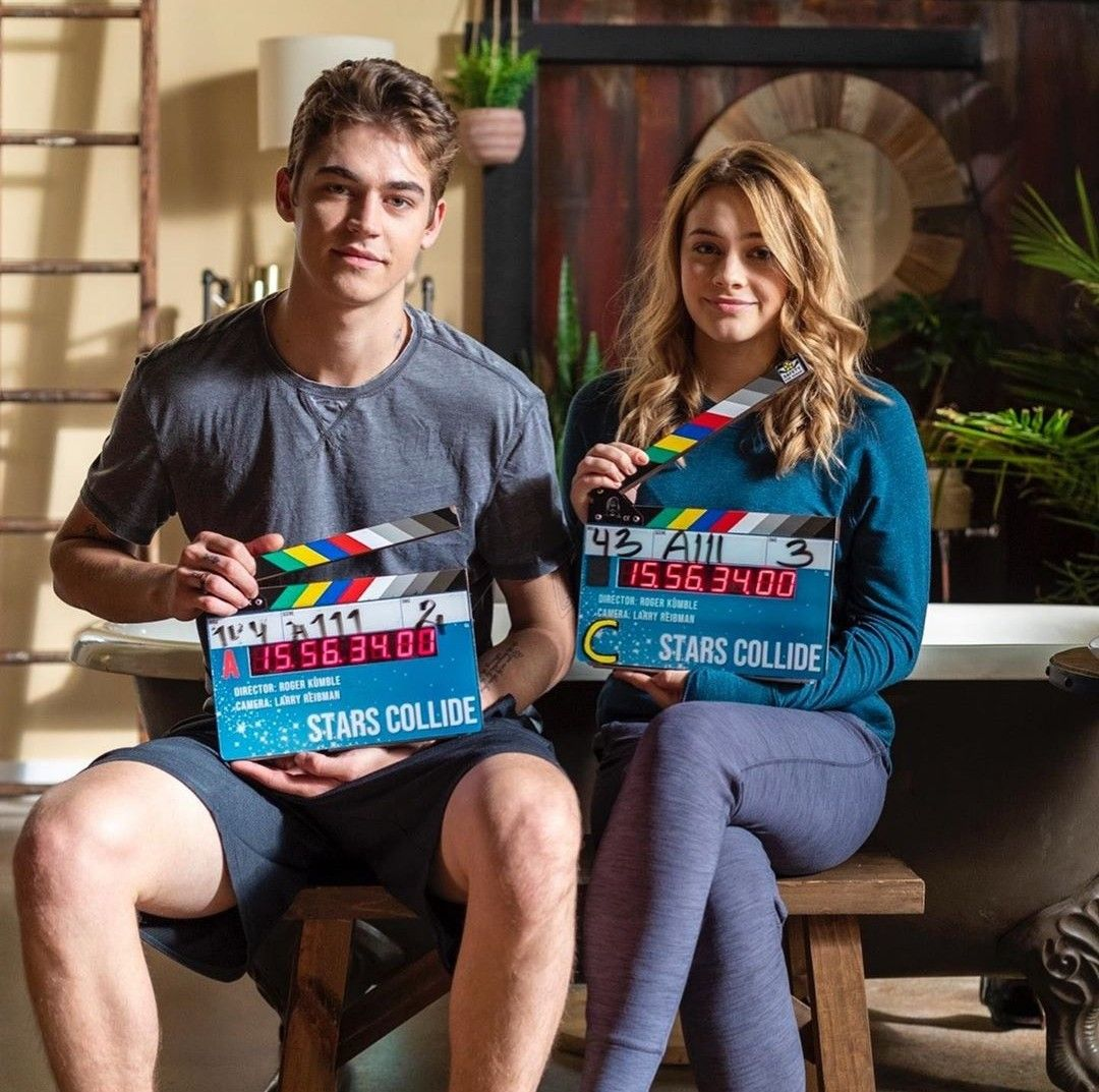 After We Collided Sequel Of After Passion Movie Tessa And Hardin They Finished Shooting The Movie After Movie Hessa Hot Hero