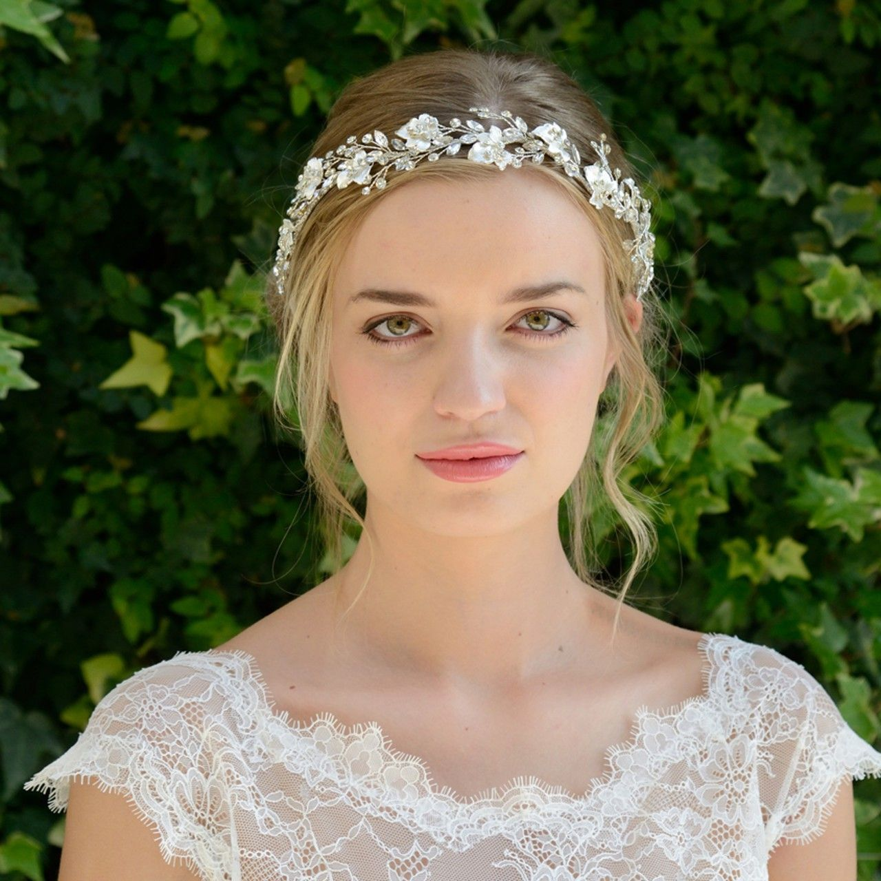 Aye Do Ltd - Silvermist Hairvine (ic), £205.00 (http://www.ayedoweddings.co.uk/silvermist-hairvine-ic/)