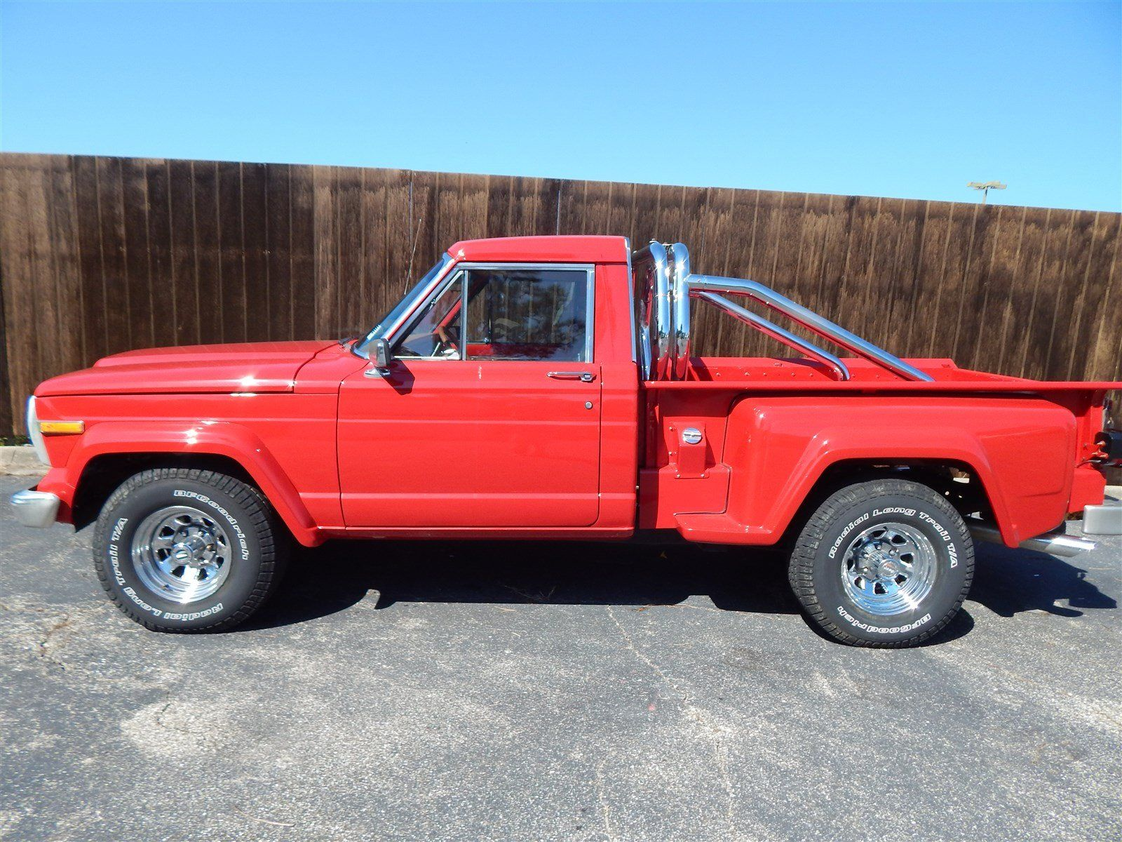 Cars For Sale Used 1983 Jeep Pickup In Bainbridge Ga 39817