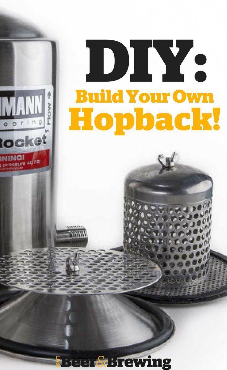 DIY Make your Own Hopback in 2020 Beer brewing, Beer