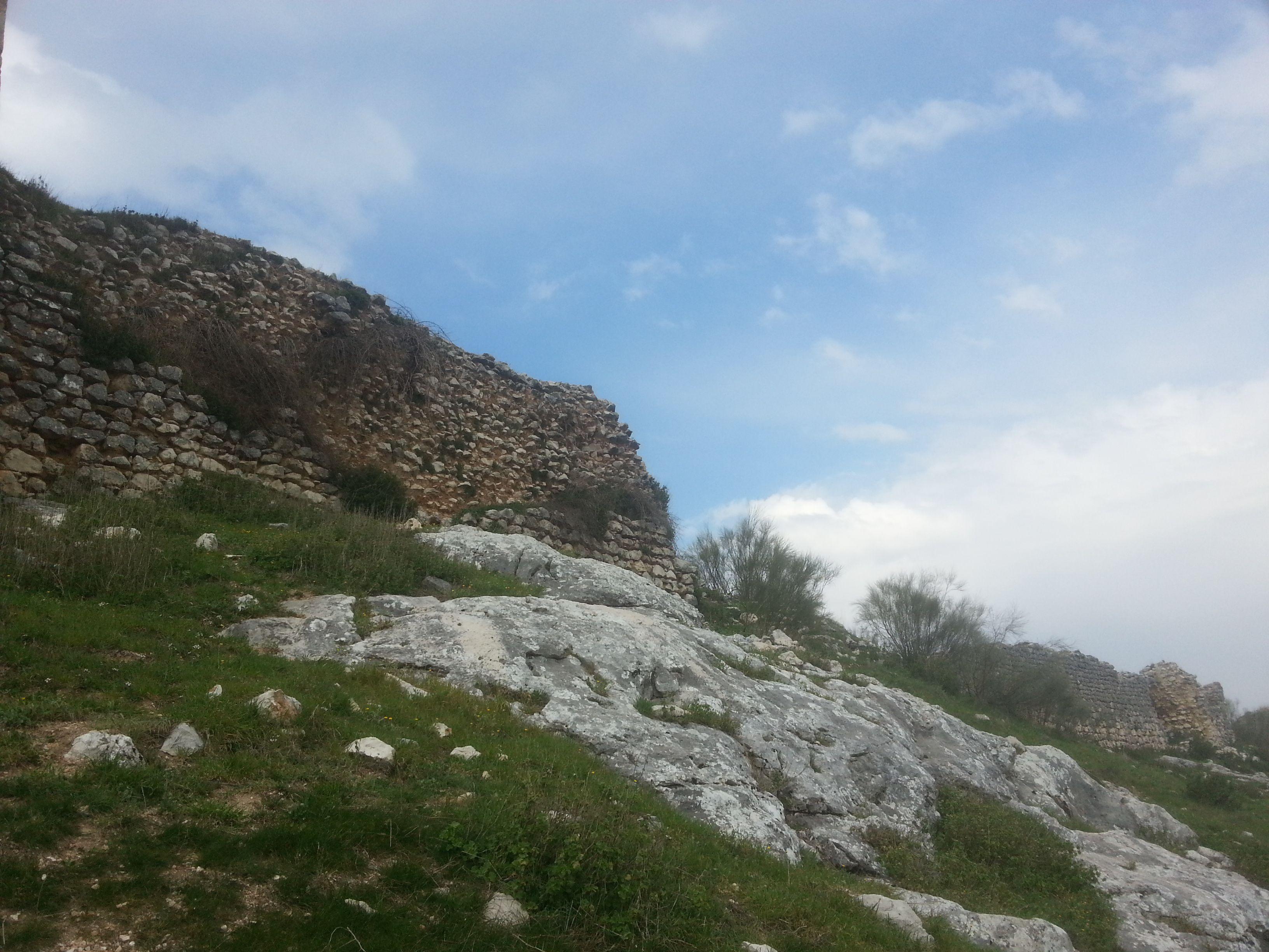 castillo de la Peña de Martos