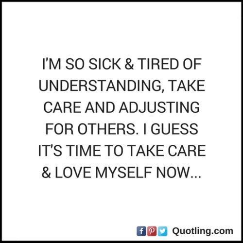 Being Sick Quotes Understand Wwwpicswecom