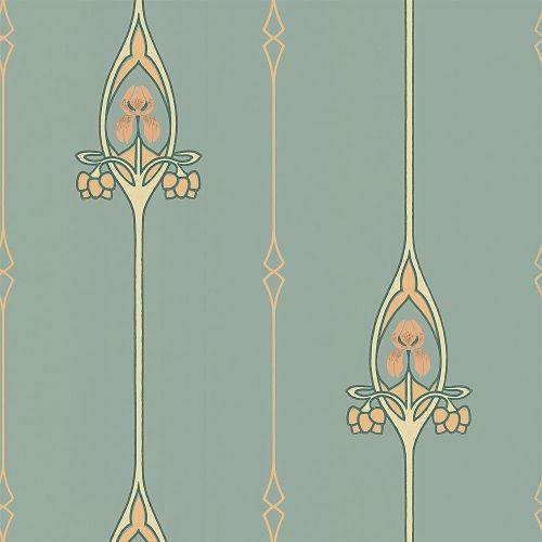 Tapete GAMLA GRAND grün tapete Pinterest Wohnzimmer und Schöner - wohnzimmer tapete grun