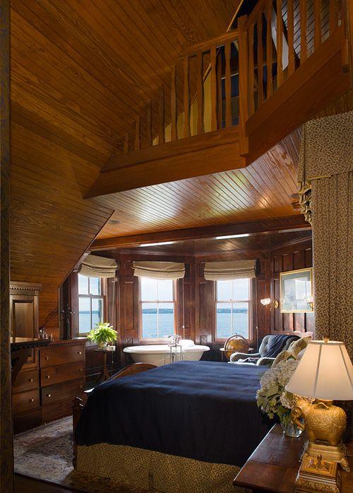 Castle Hill Inn Turret Suite Newport Rhode Island