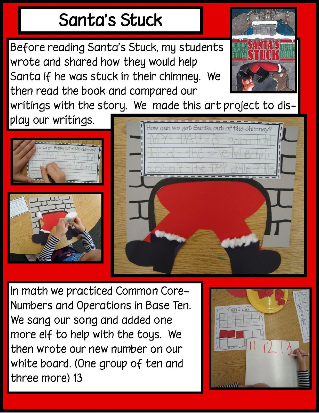 Free Art And Writing Activity