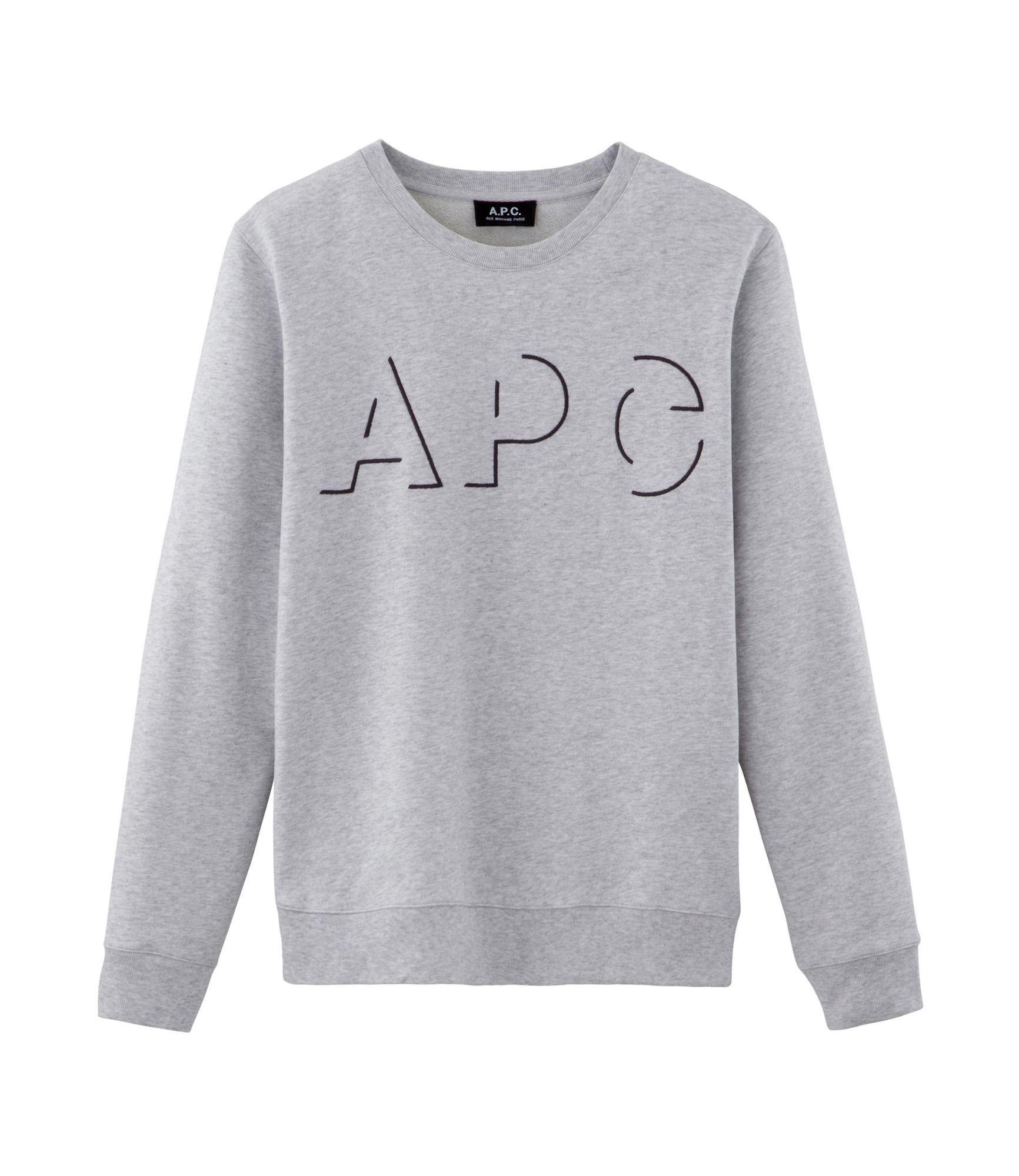 Sweat Logo - A.P.C. HOMME
