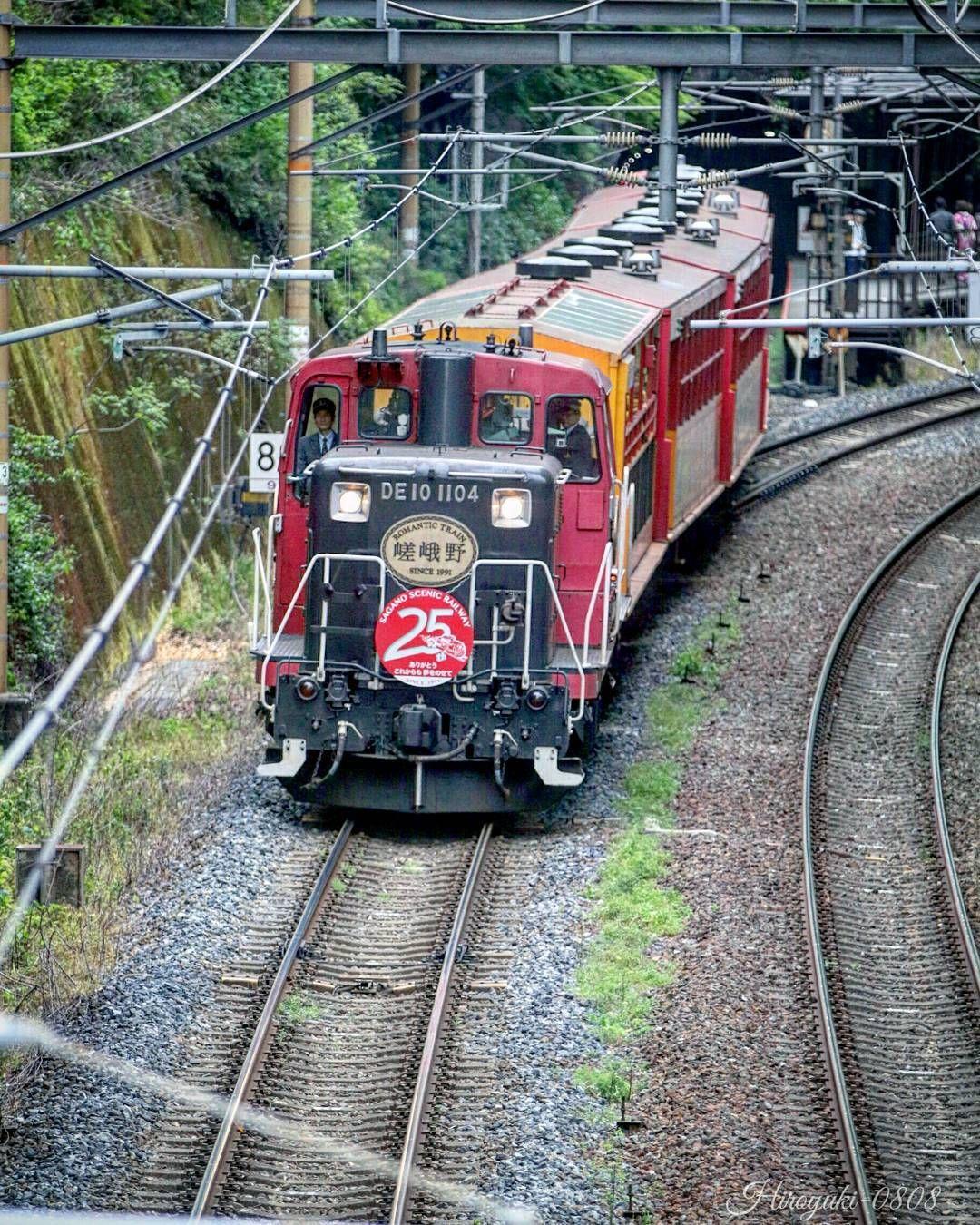 「嵯峨野觀光小火車」嵐山〜亀岡的車窗之旅 京都觀光資訊EnjoyJapan!關西版