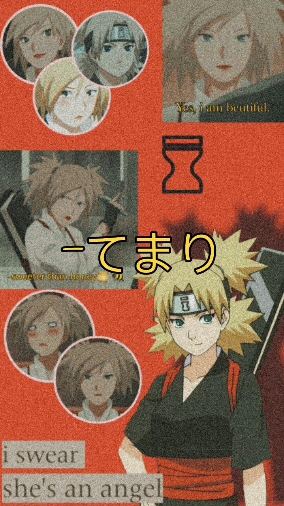 Temari Wallpaper Naruto Shippuden Cute Anime Wallpaper Anime Wallpaper