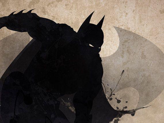 Impresión de Giclee arte original 'Detective'